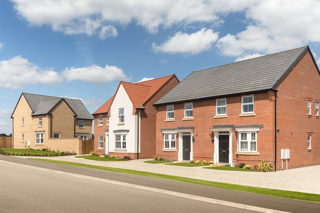 New Build Homes in Poringland