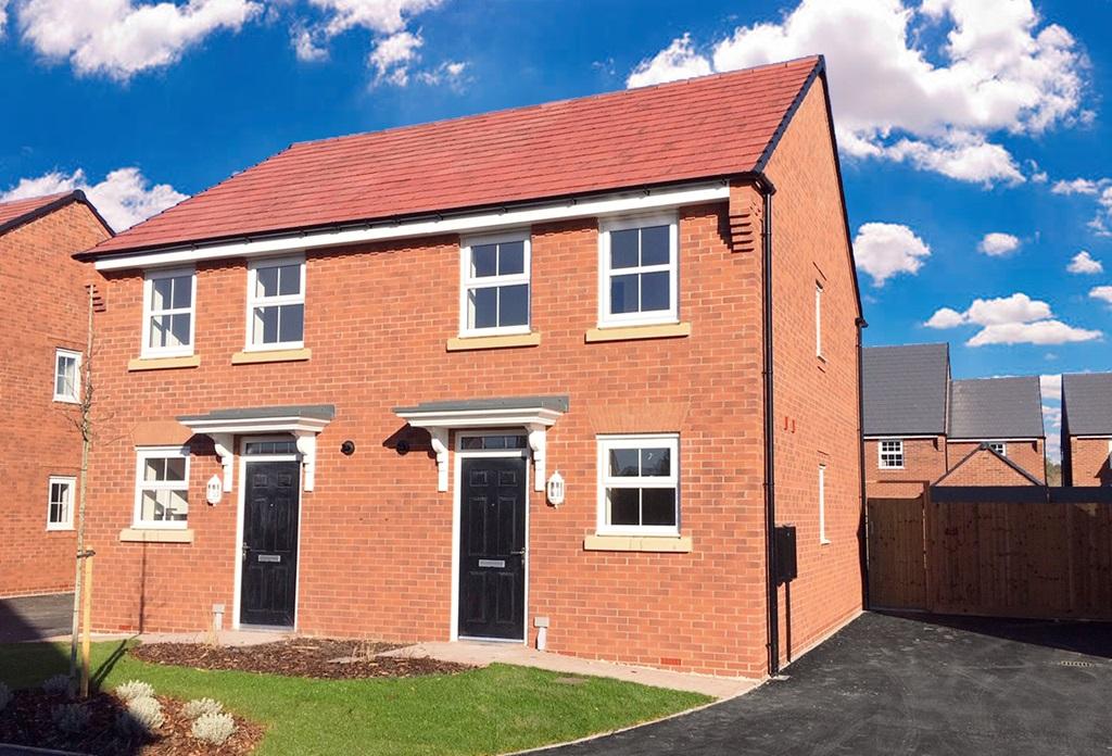 New Build Homes in Offenham