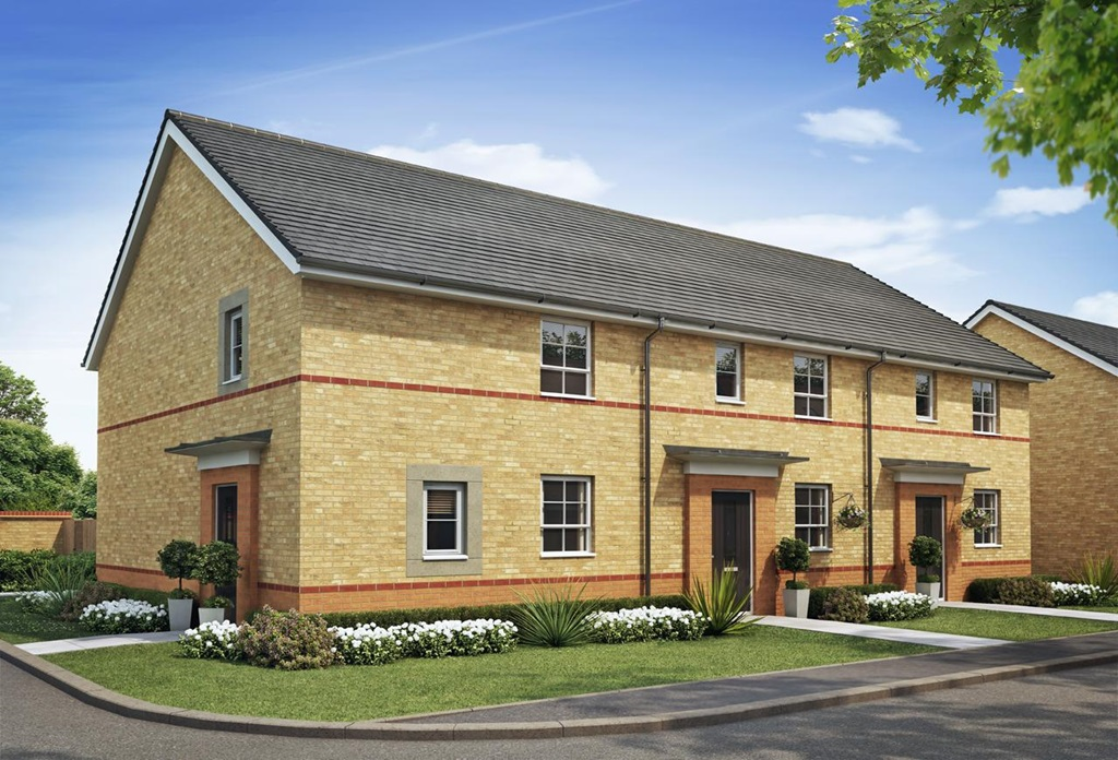 New Build Homes in Rudheath