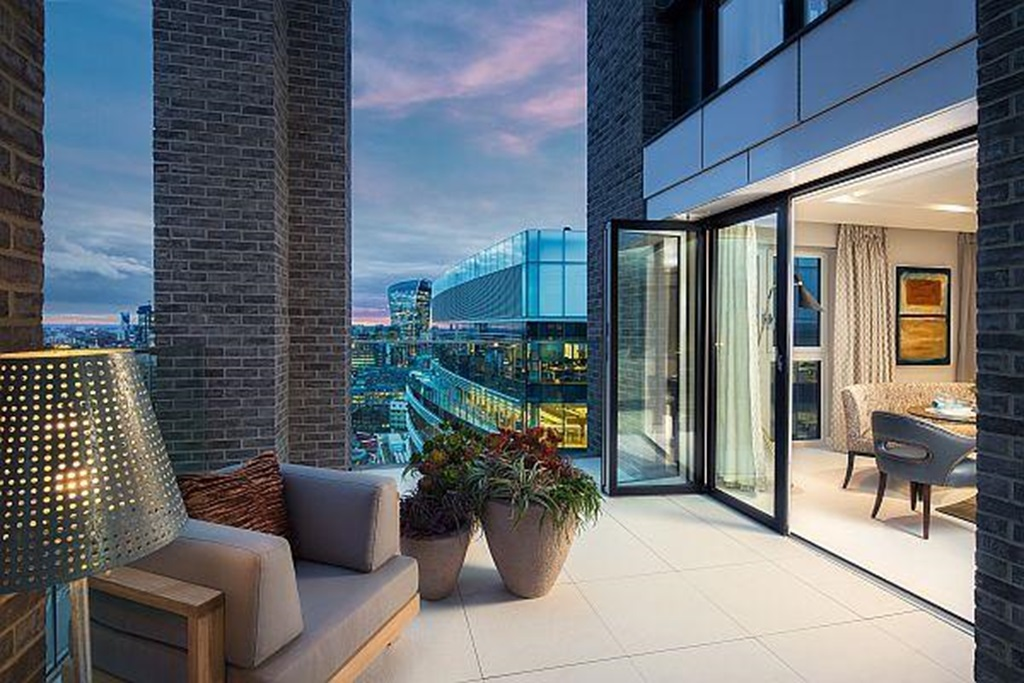 New Build Homes in London
