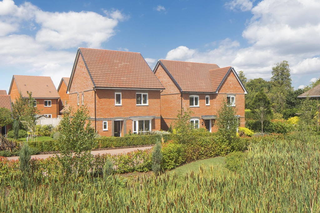 New Build Homes in Spencers Wood