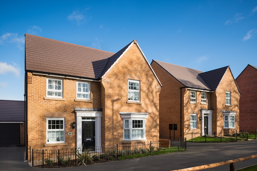 New Build Homes in Earls Barton