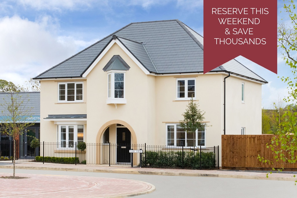 New Build Homes in Whalley