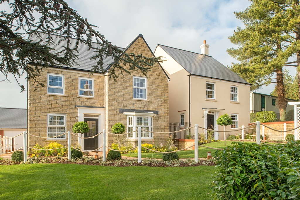 New Build Homes in Wells