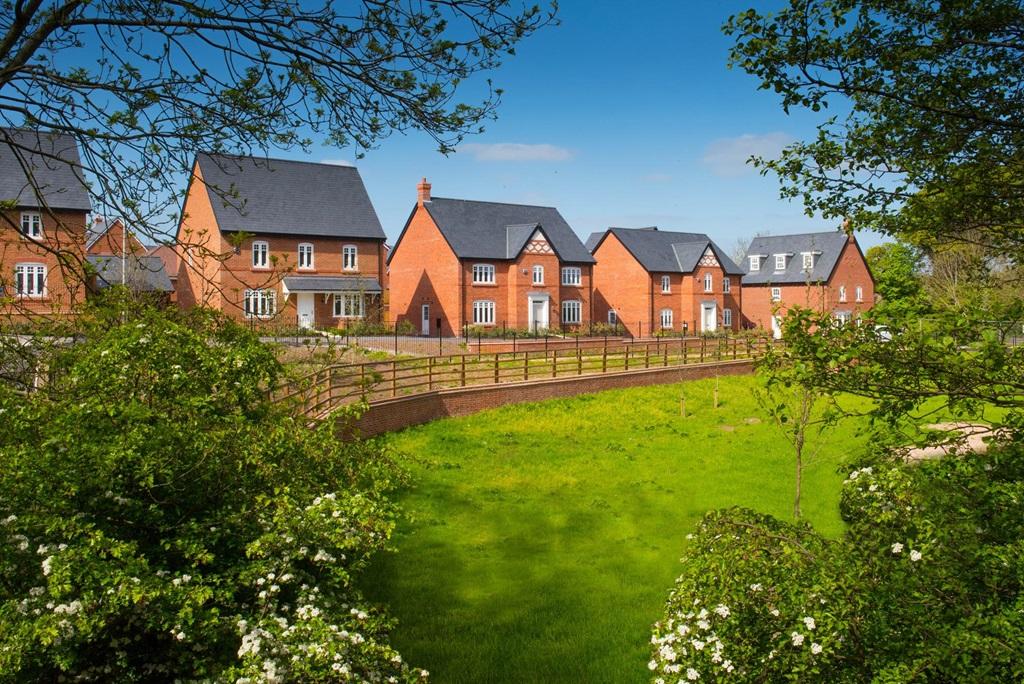 New Build Homes in Tarporley