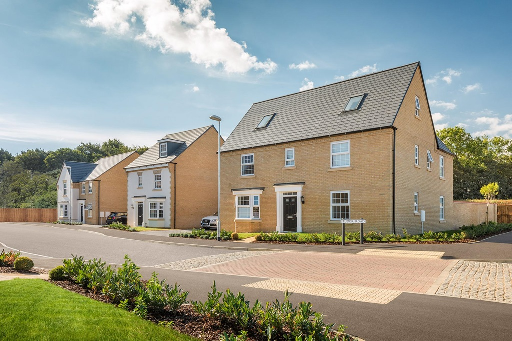 New Build Homes in Bury St Edmunds