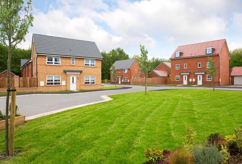 New Build Homes in Hebburn