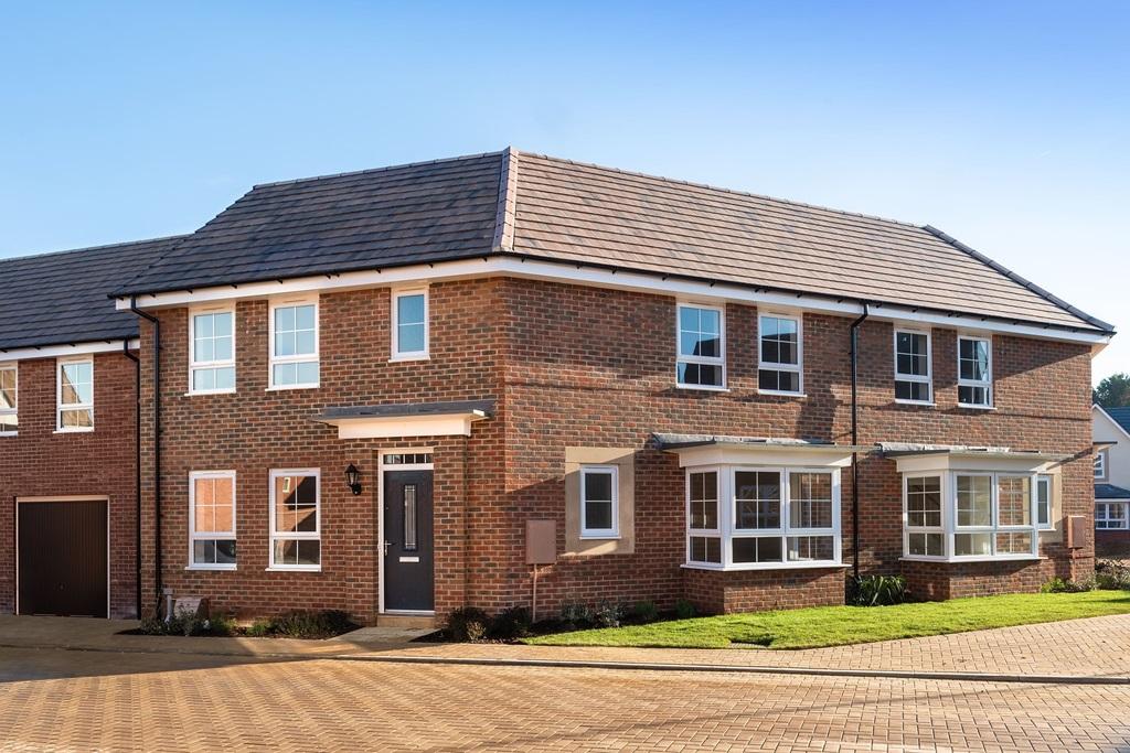 New Build Homes in Barton Seagrave