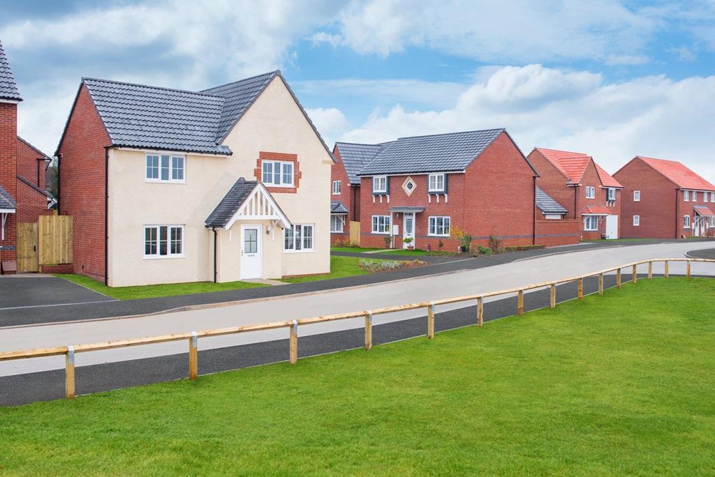 New Build Homes in Beverley
