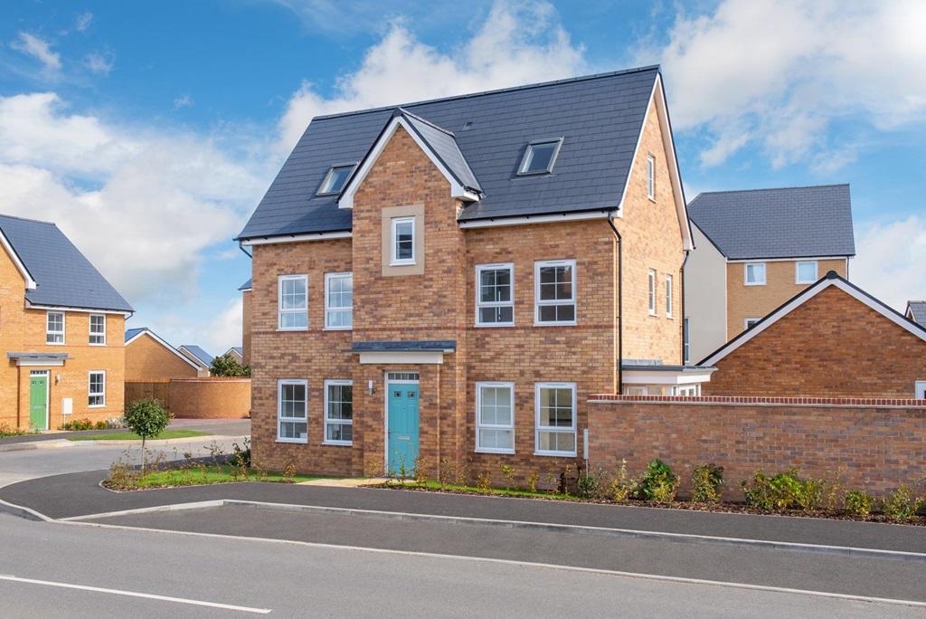 New Build Homes in Milton Keynes