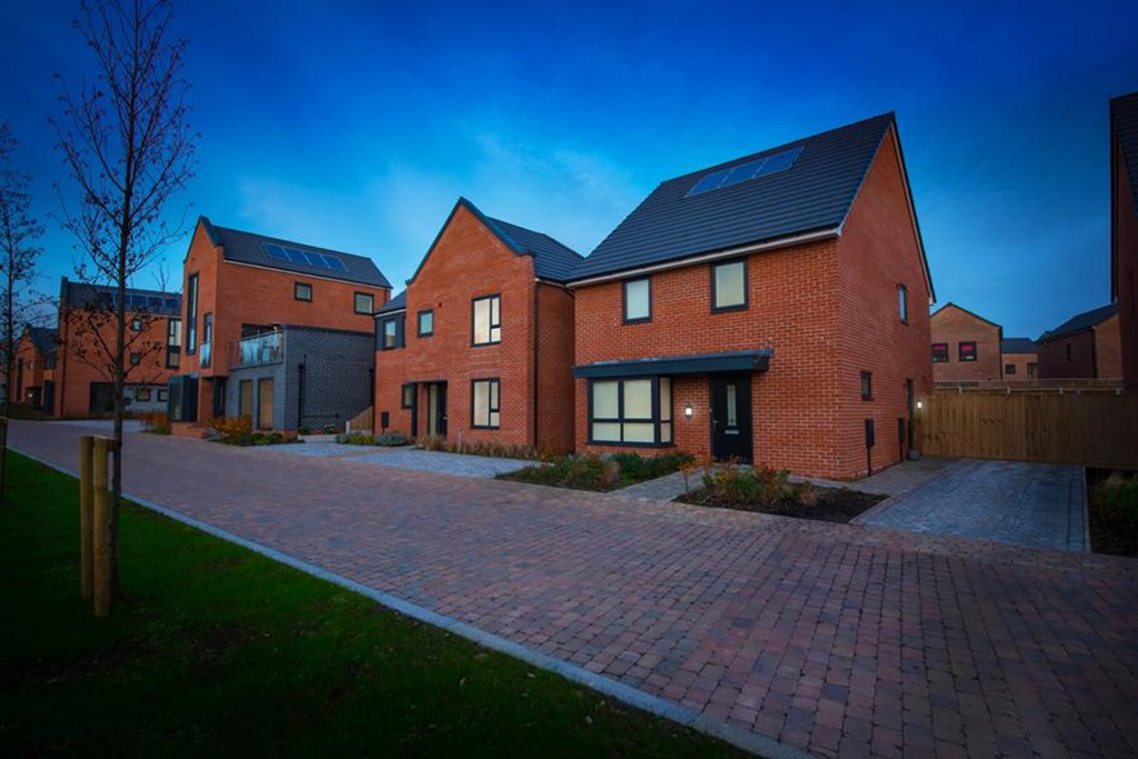 New Build Homes in Cottam