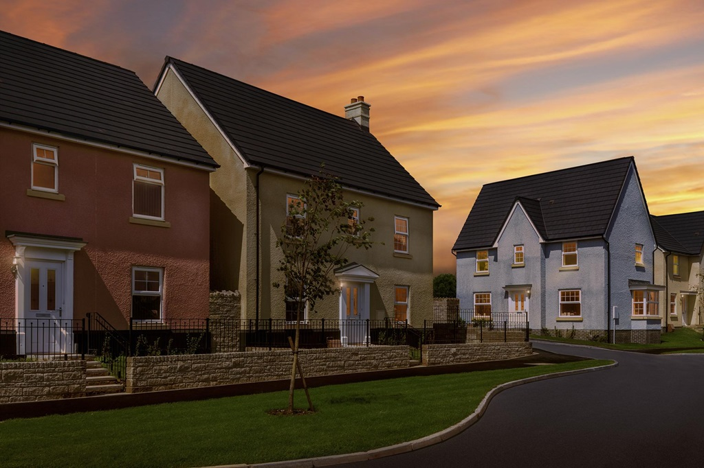 New Build Homes in Cwmbran
