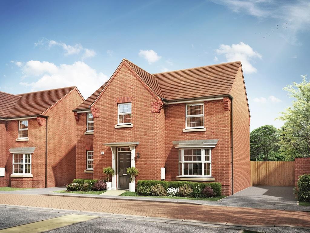 New Build Homes in Staplehurst