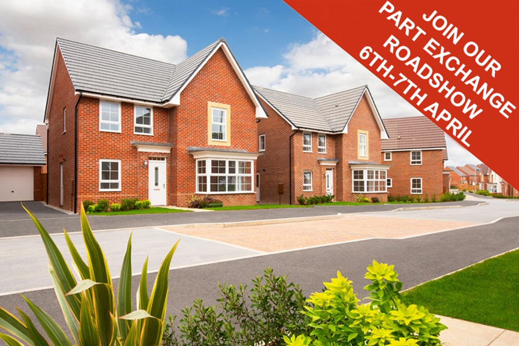 New Build Homes in Mansfield Woodhouse