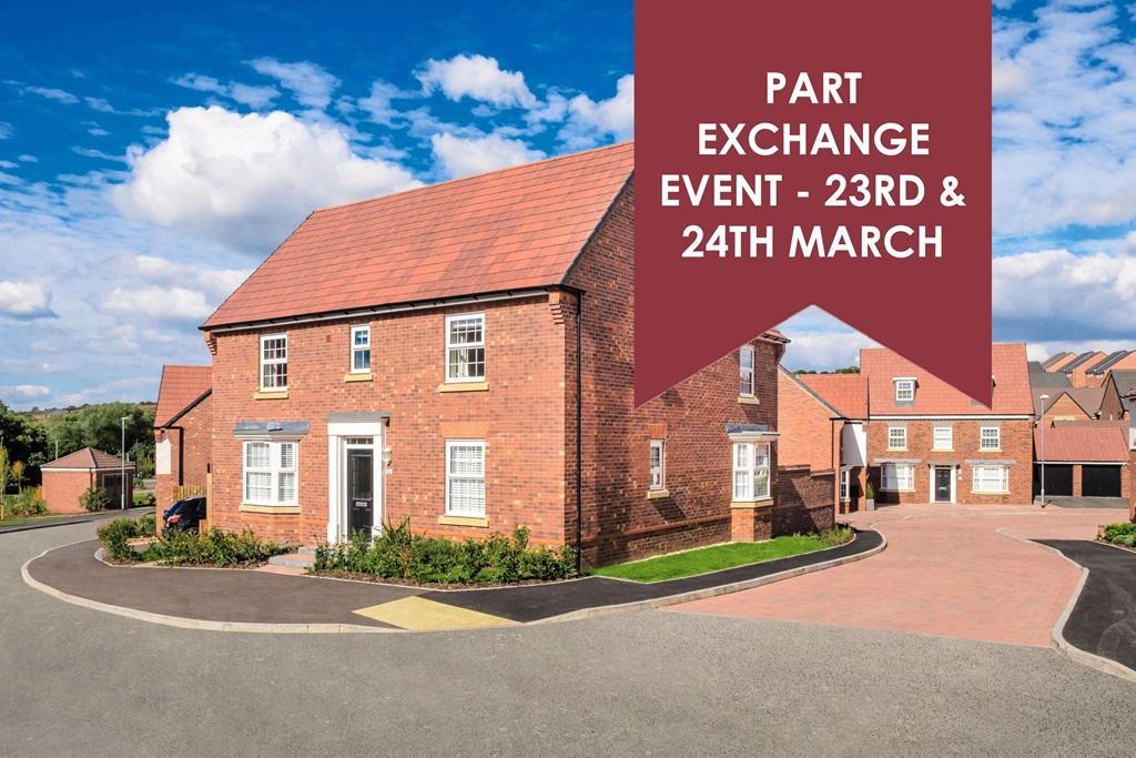 New Build Homes in Bromsgrove