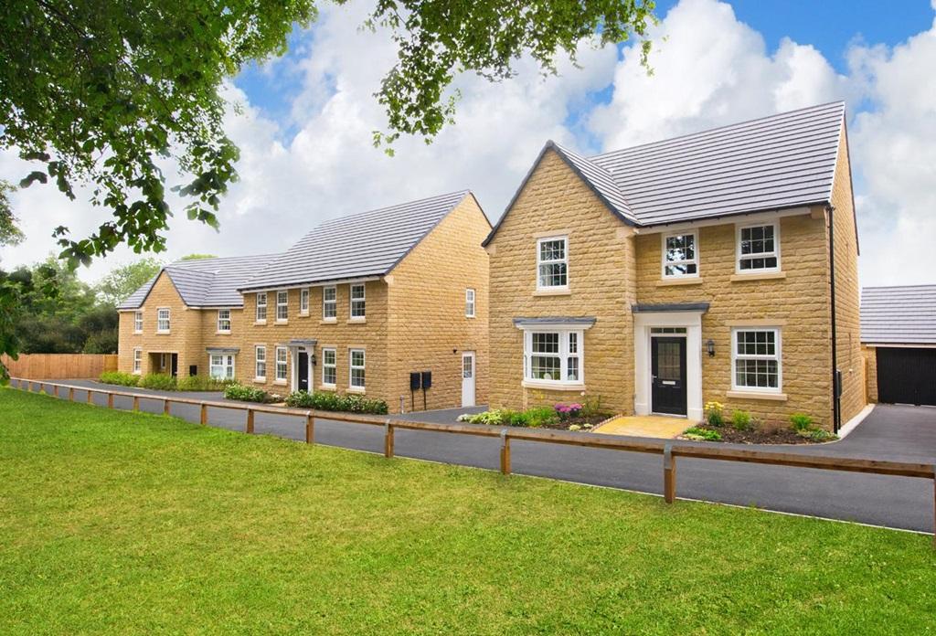 New Build Homes in Skelmanthorpe