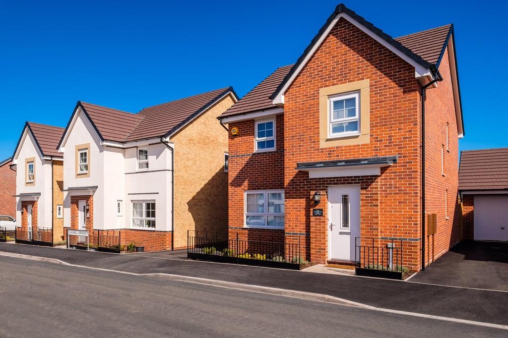 New Build Homes in Wolverhampton