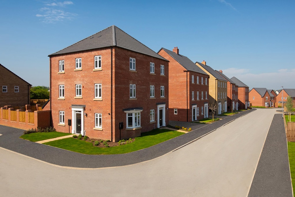 New Build Homes in Birkenshaw