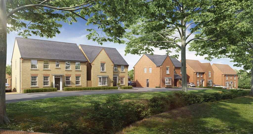 New Build Homes in St Fagans
