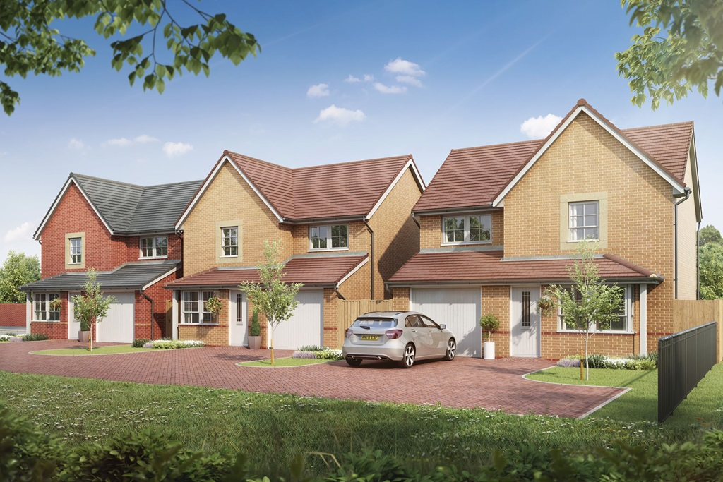 New Build Homes in Dinas Powys