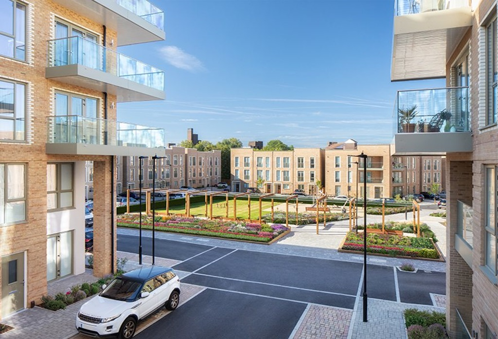 New Build Homes in Colindale
