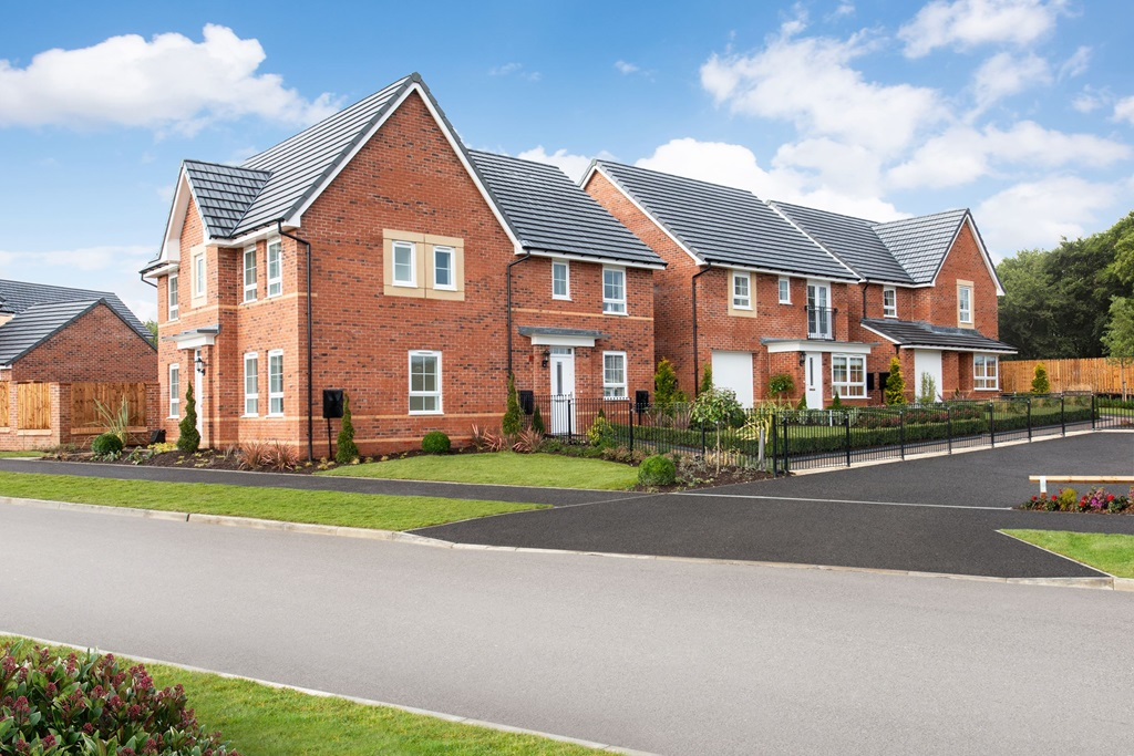 New Build Homes in Barugh Green