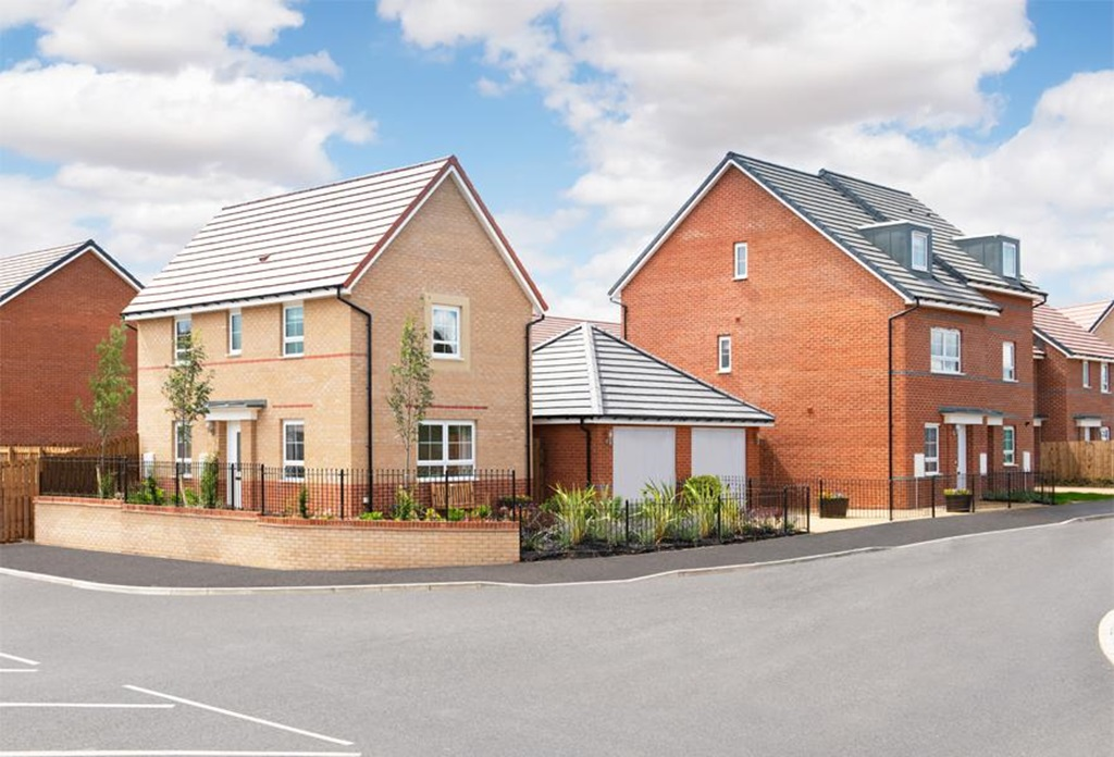 New Build Homes in Stockton-On-Tees