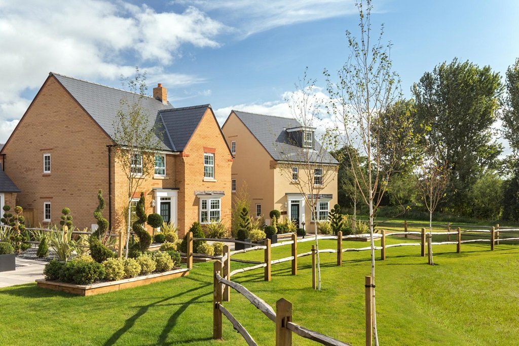 New Build Homes in Taunton