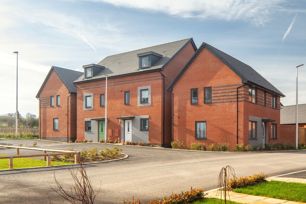 New Build Homes in Exeter