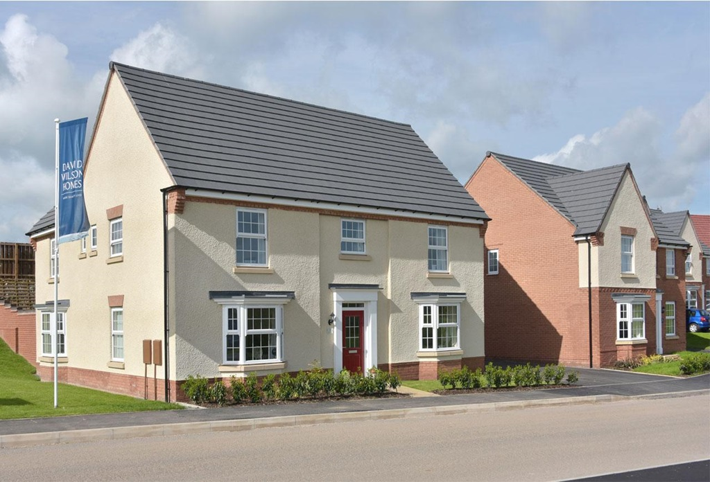 New Build Homes in Burton-On-Trent