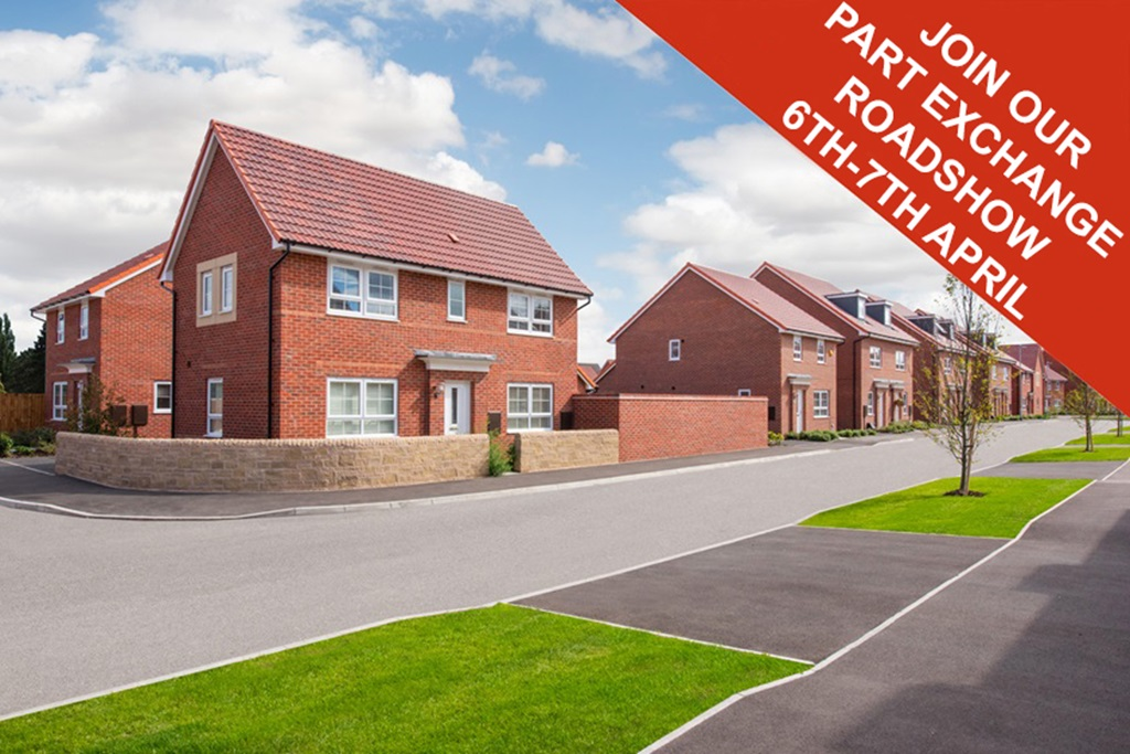 New Build Homes in North Hykeham