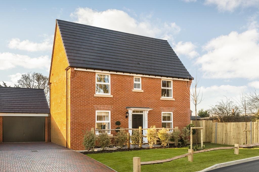 New Build Homes in Aldingbourne
