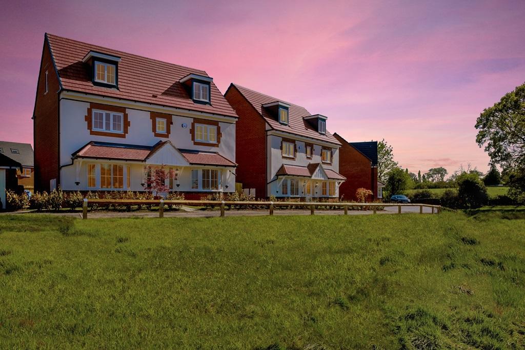 New Build Homes in Shrewsbury