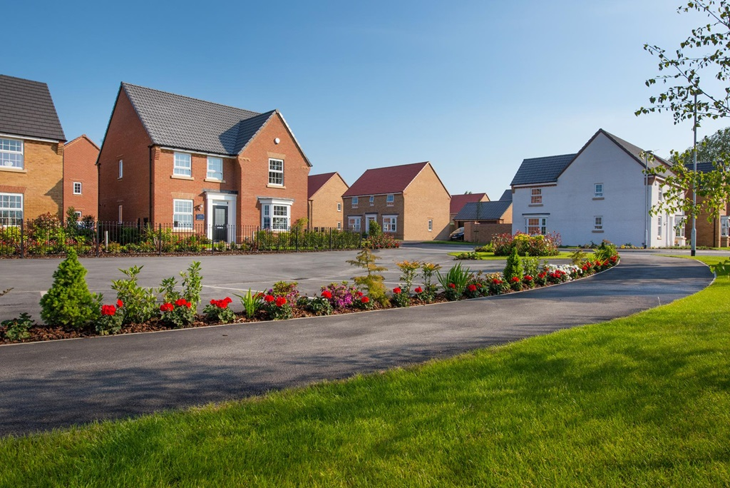 New Build Homes in Pickering