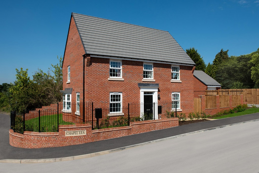 New Build Homes in Flockton