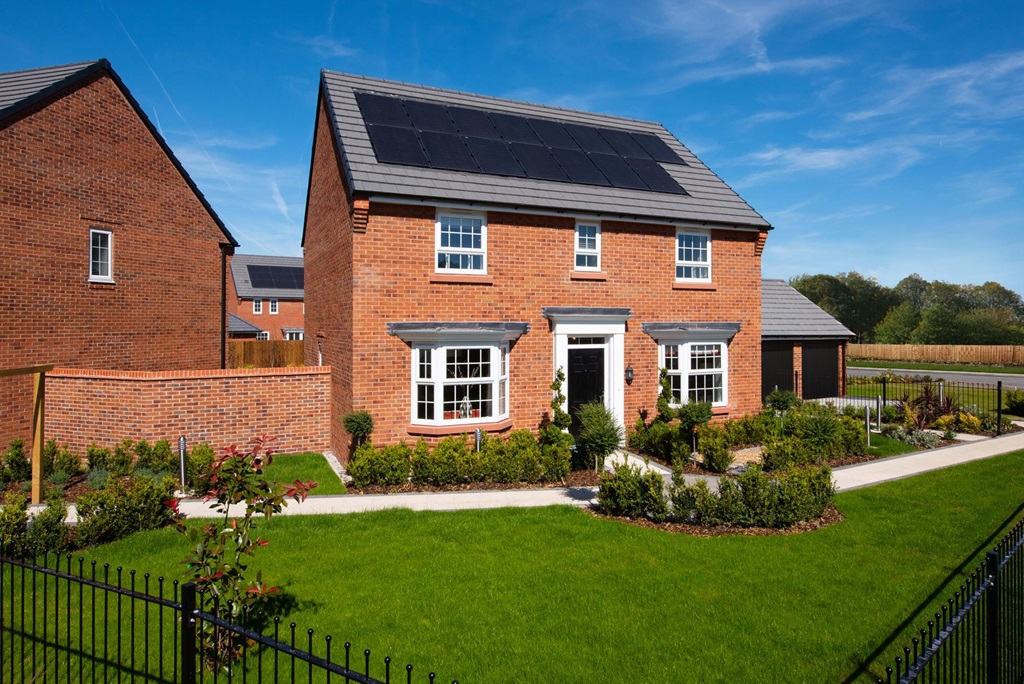 New Build Homes in Preston