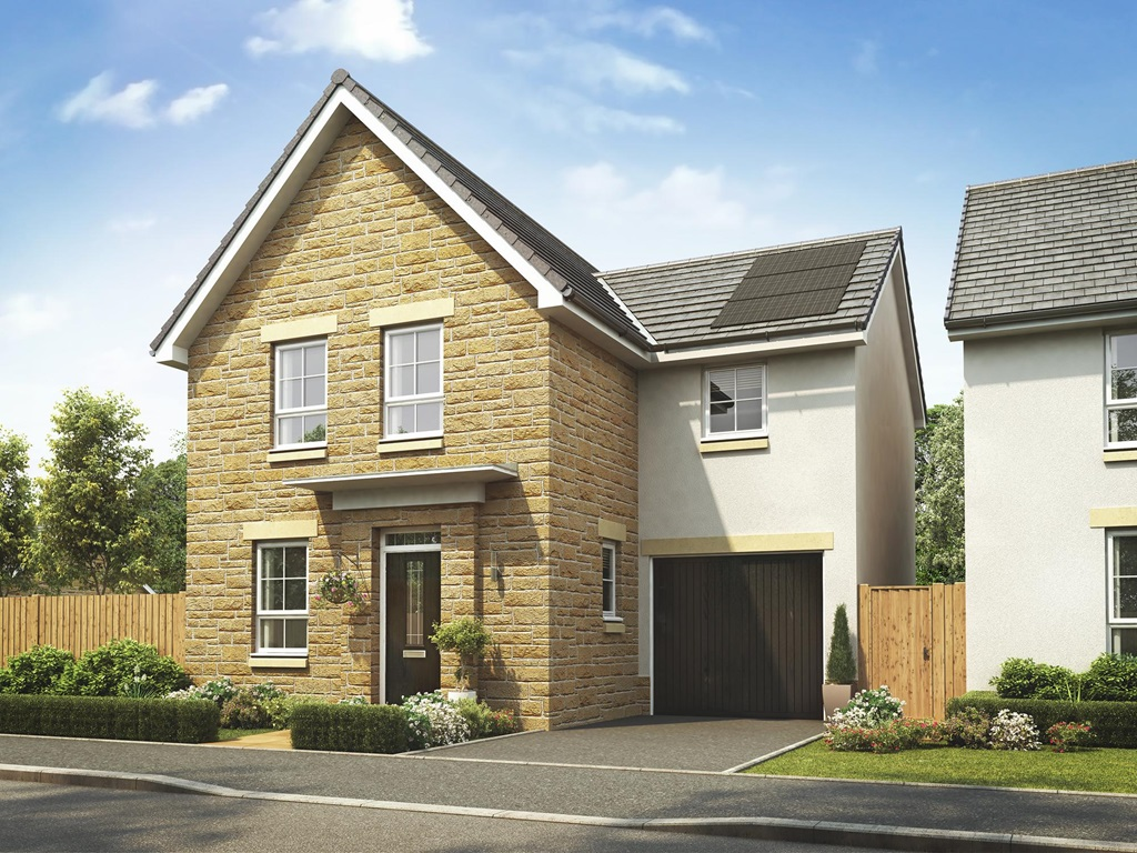 New Build Homes in Newton Mearns