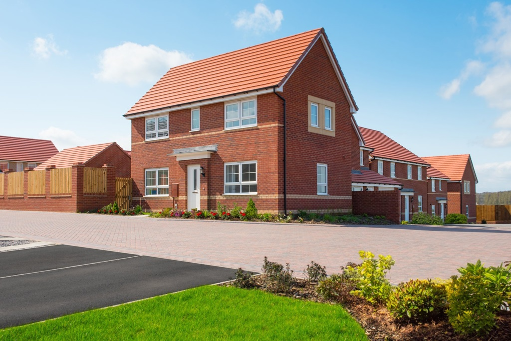 New Build Homes in Royston