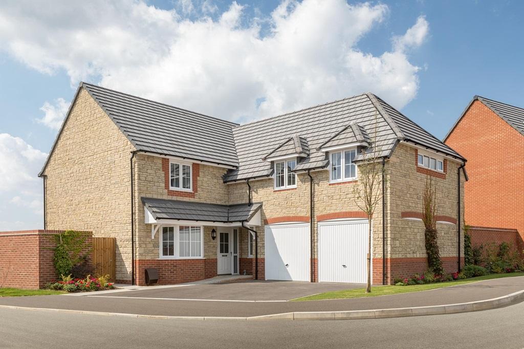 New Build Homes in Watchfield