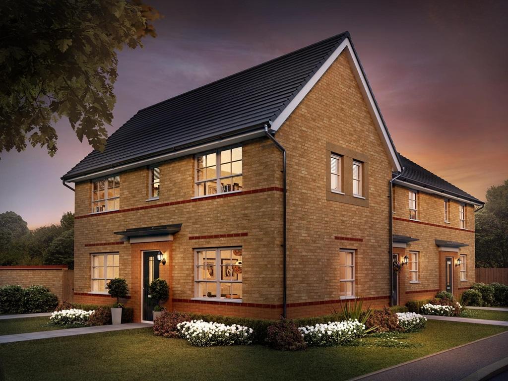 New Build Homes in Ledbury