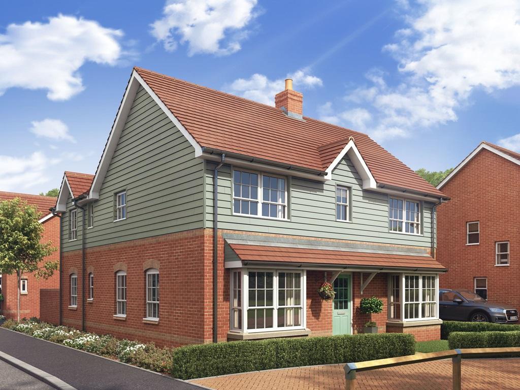New Build Homes in Ospringe