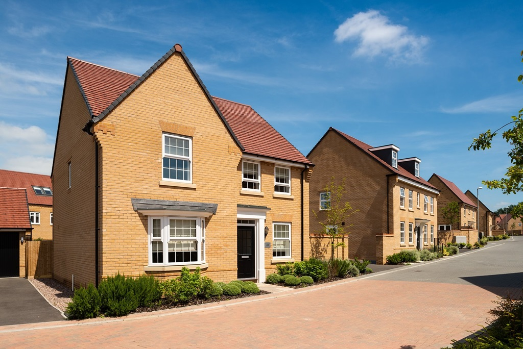 New Build Homes in Godmanchester