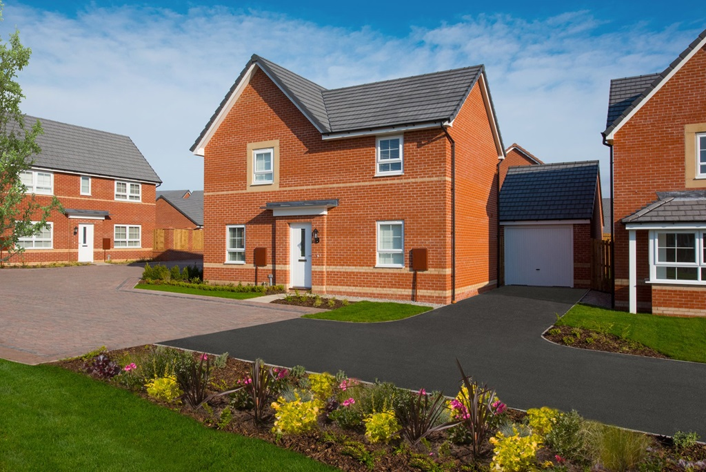 New Build Homes in Wheatley