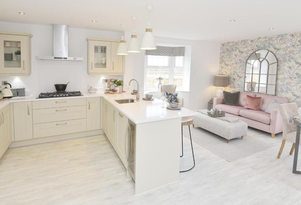 New Build Homes in Mickleover