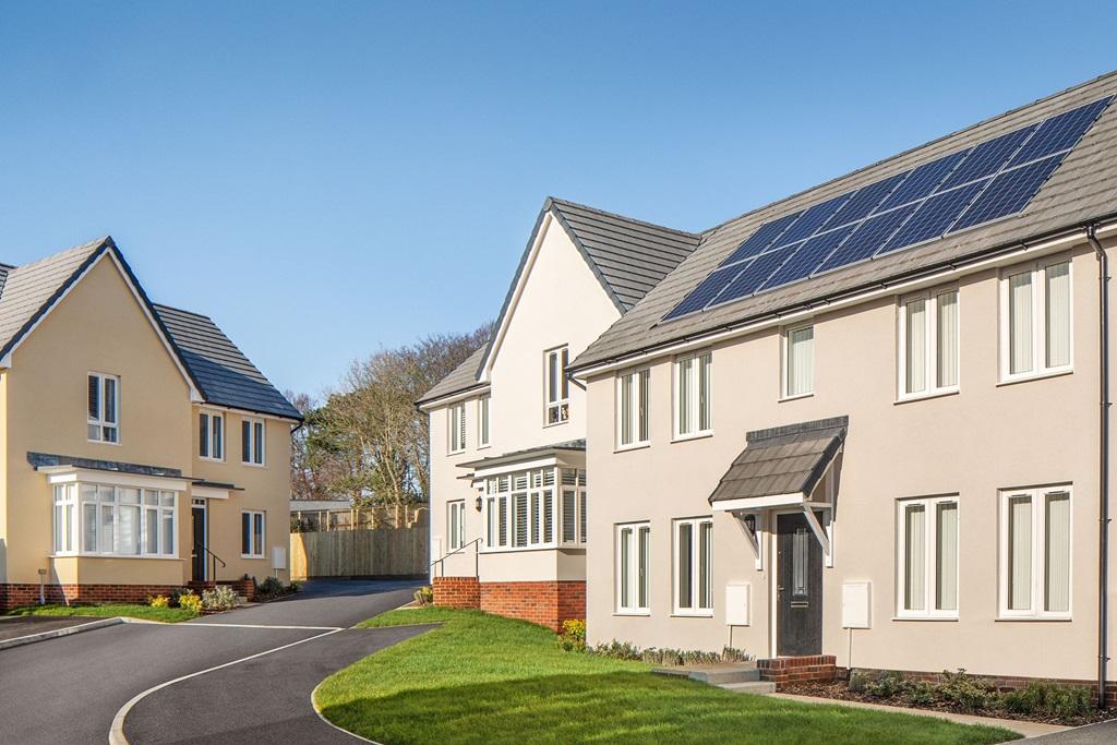 New Build Homes in Ivybridge