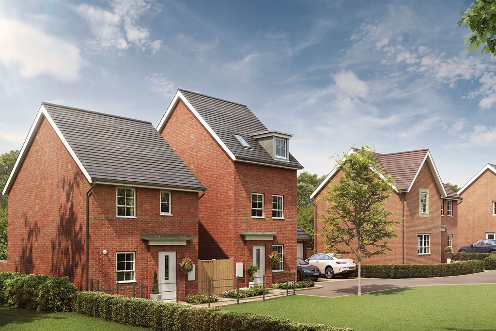 New Build Homes in Canford