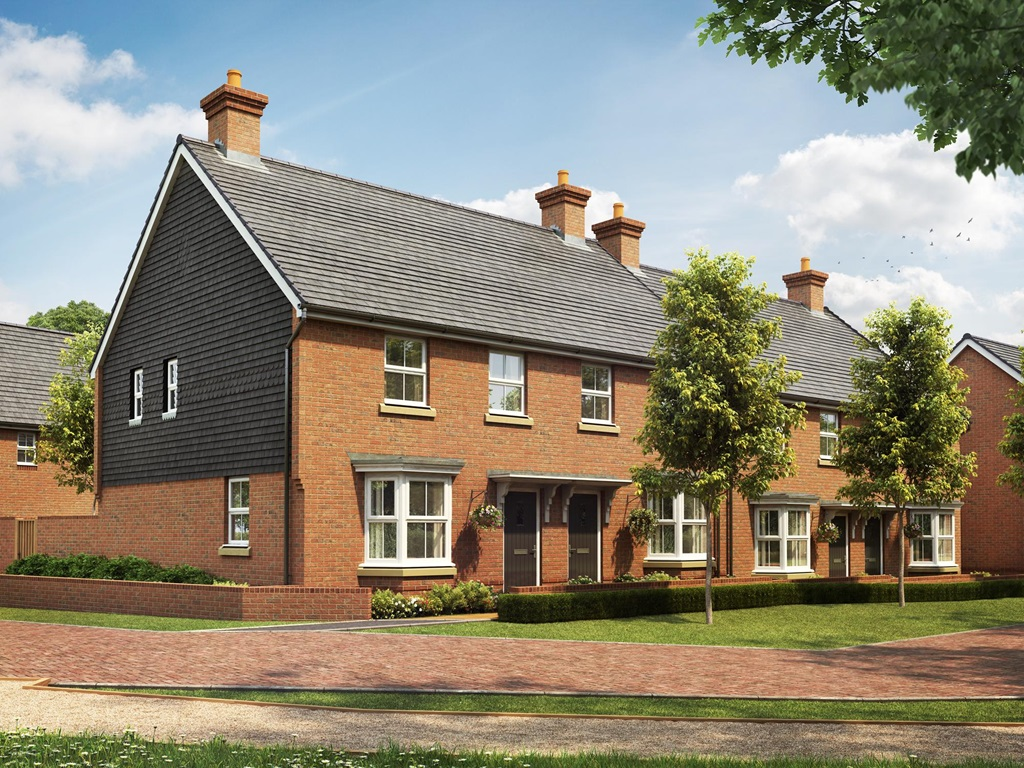New Build Homes in Petersfield