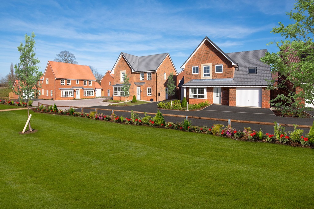 New Build Homes in Boroughbridge