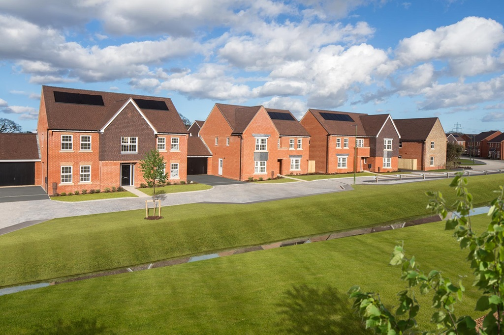 New Build Homes in Swanmore