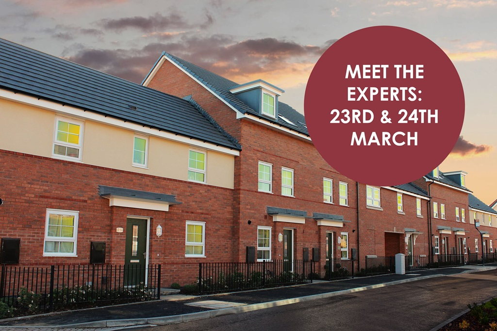 New Build Homes in Nuneaton